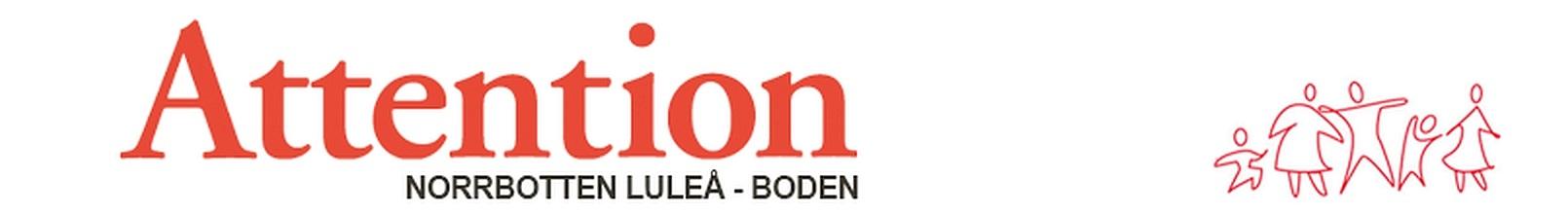 Välkommen till Attention Luleå Boden Norrbotten